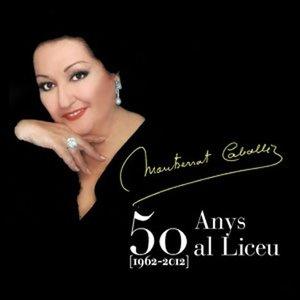 3 de enero 2011: Caballé celebra su debut en el Liceu hace 50 años con un concierto único