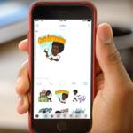 Snapchat se actualiza y ahora permite crear pegatinas personalizadas en iOS