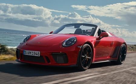 Porsche 911 Speedster 2019, ya está aquí el miembro de la familia que todos esperábamos
