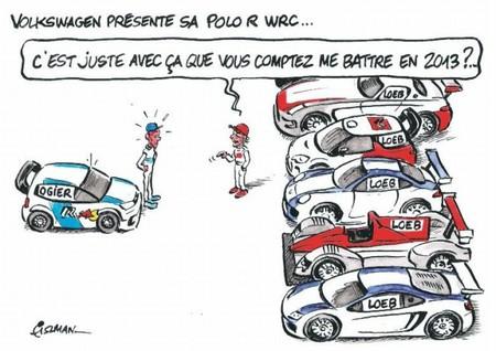 Loeb vs Ogier
