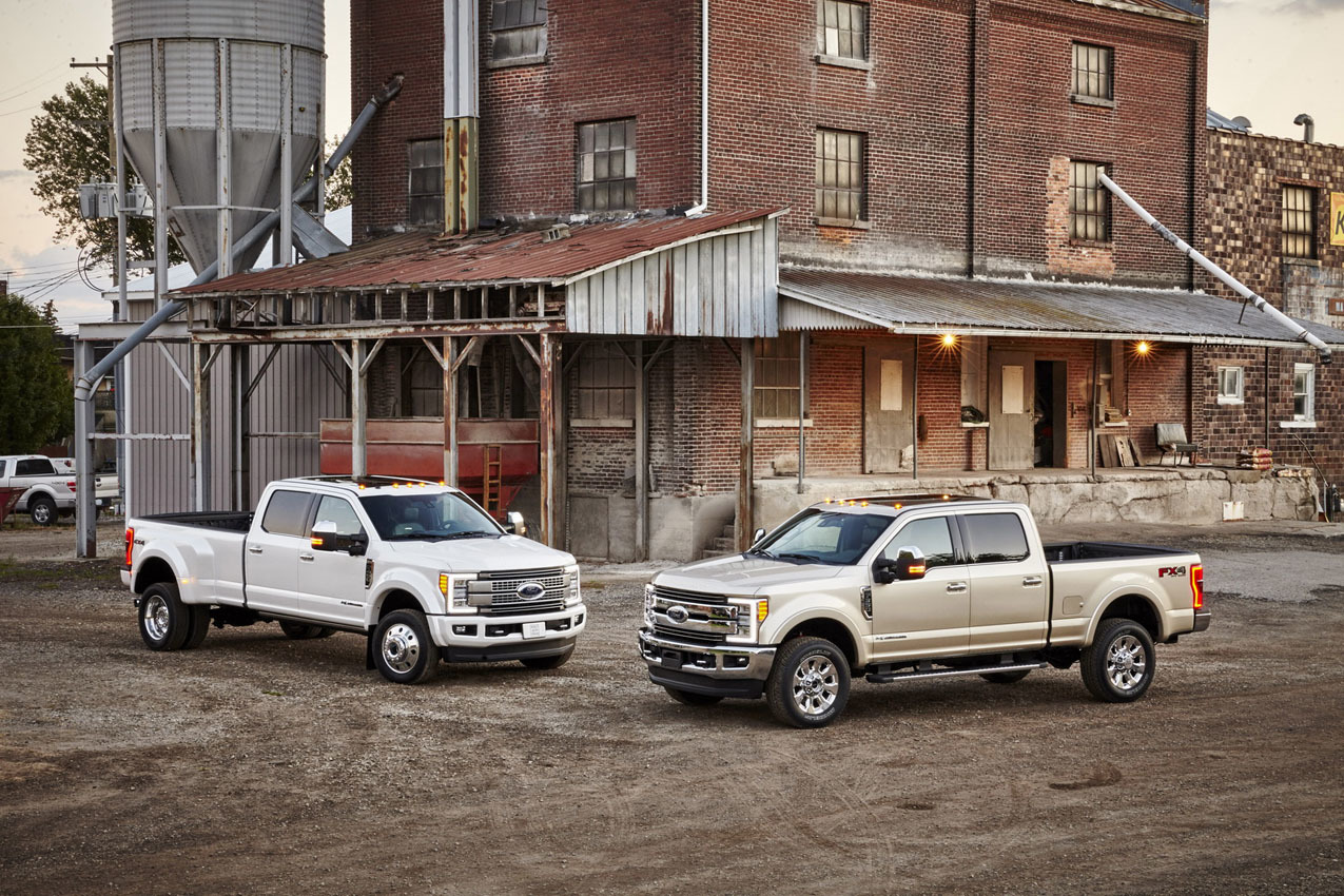 45 fotos más de 2017 Ford F-Series Super Duty