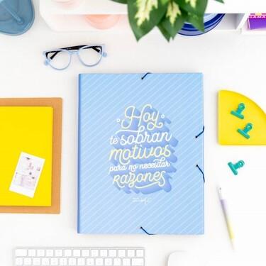 Mr.Wonderful tiene el material de oficina que te animará en tu vuelta a la rutina (y además rebajado)