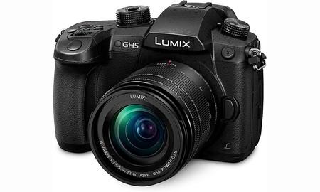 Oferta flash en Amazon para la sin espejo Panasonic DC-GH5M con objetivo 12-60mm: hasta la medianoche, la tienes por 357 euros menos