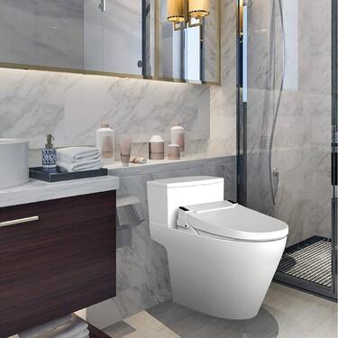 Limpieza con agua en el baño; las opciones más económicas y sencillas para transformar tu inodoro en uno japonés