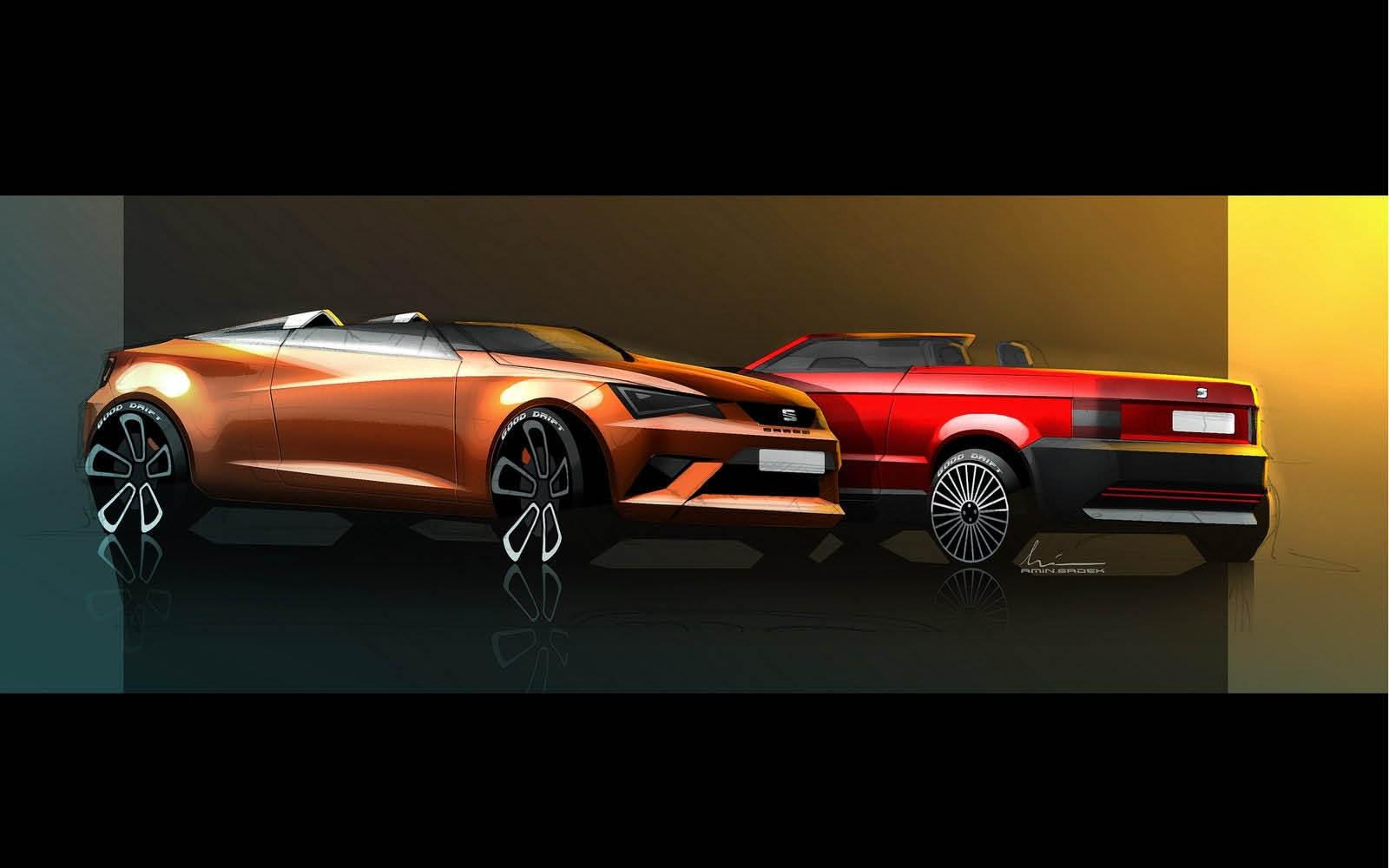 Foto de SEAT Ibiza Cupster Concept (6/7)