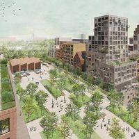 Países Bajos ya está experimentando con los barrios del futuro: un coche compartido para cada tres hogares