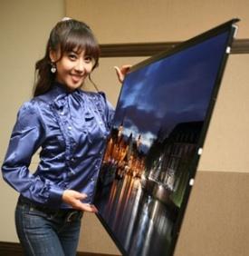 LG sacará al mercado su televisor OLED de 15 pulgadas pese a la crisis