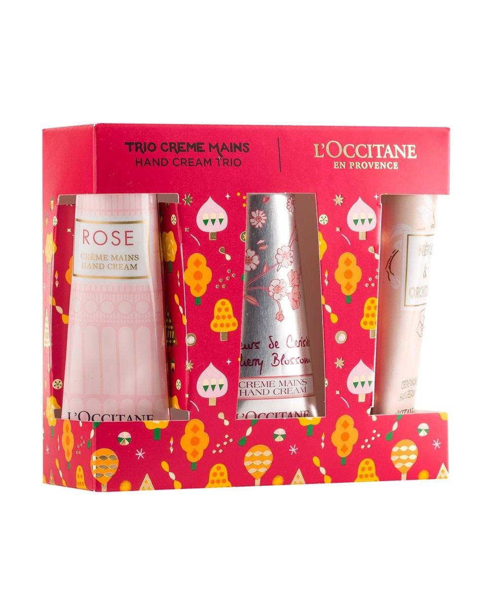 Pack de cremas de manos de L'Occitane