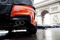 El BMW Serie 1 M Coupé se deja ver en París