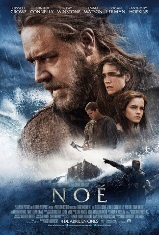 'Noé', tráiler final y cartel definitivo de la polémica película de Darren Aronofsky