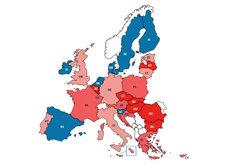 La Suecia del sur: sólo el 8% de los españoles justifica la violación frente al 27% de la media europea