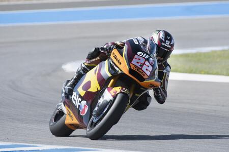 Lowes Jerez Moto2 2021
