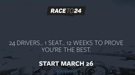 """WEC: Raceto24, un """"Gran Hermano"""" para competir en las 24 Horas de Le Mans"""
