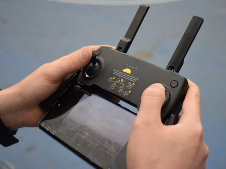 Dji Mavic Mini Analisis Mexico Control App Volar Dron