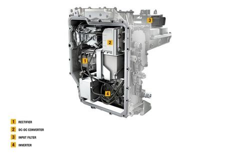 Renault Zoe Power Electronic Unit