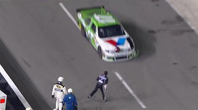 Las cinco mejores rivalidades de la temporada 2012 de la NASCAR