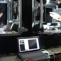 Los hologramas de Haptoclone no solo se pueden ver: se pueden tocar