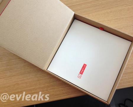 OnePlus One ya muestra casi todos sus secretos, con cambio sorpresa de su chipset