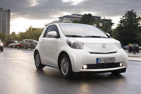95.100 Toyota IQ llamados a revisión en Europa y Japón