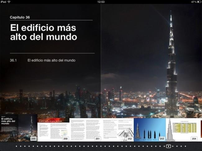 libro iPad