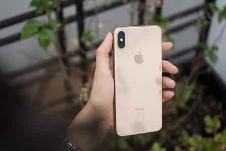 Iphone Xs Max Trasera Diseno Cristal