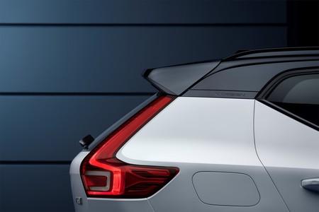 Volvo XC40 ópticas traseras