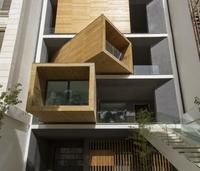 Un edificio que gira para adaptarse a los cambios de estaciones