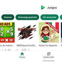 Google Play Games te permite descubrir juegos gratuitos, sin anuncios y sin compras: así son sus filtros