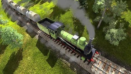 Train Fever llega para deleitar a los aficionados por los trenes