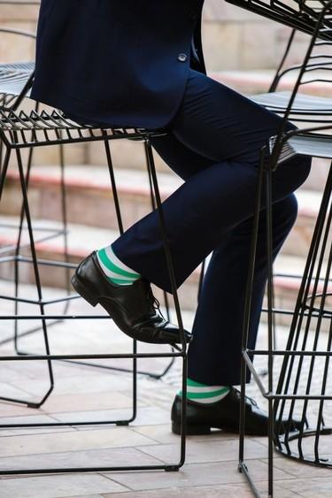 Las seis reglas para combinar tus calcetines como dios manda (I)