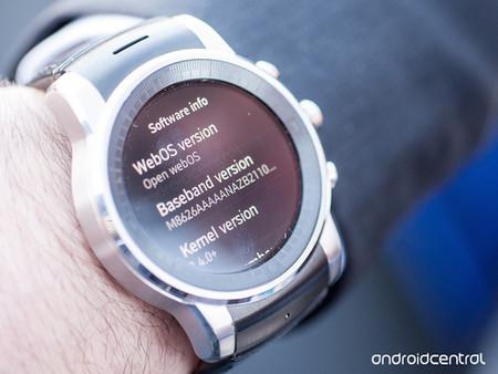 Así es el reloj inteligente con WebOS que está preparando LG
