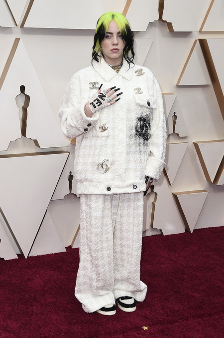 Billie Eilish Oscar 2020 02