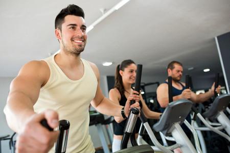 rutina gym quemar grasa