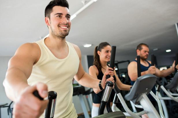 Cardio en el gimnasio para adelgazar