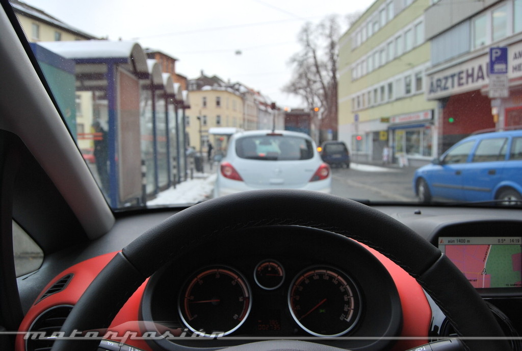 Foto de Opel Corsa 2010 (presentación) (26/37)