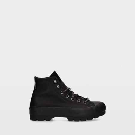 Zapatillas Converse Chuck Taylor All Star Lugged Gore Tex Black 7604301 1