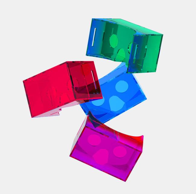 Cardboardplastic Colores
