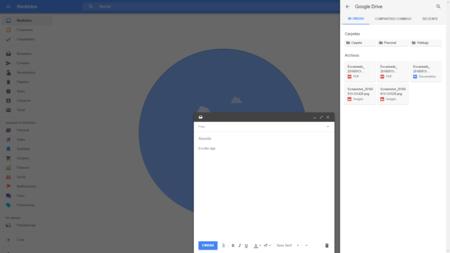 Inbox Google Drive