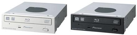 Unidad Blu Ray interna de Pioneer