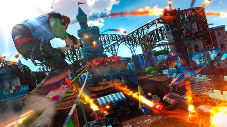 Microsoft tira la casa por la ventana en el Games with Gold de abril, destacando Sunset Overdrive