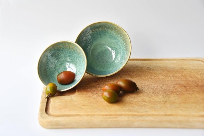 Bowls de cerámica handmade