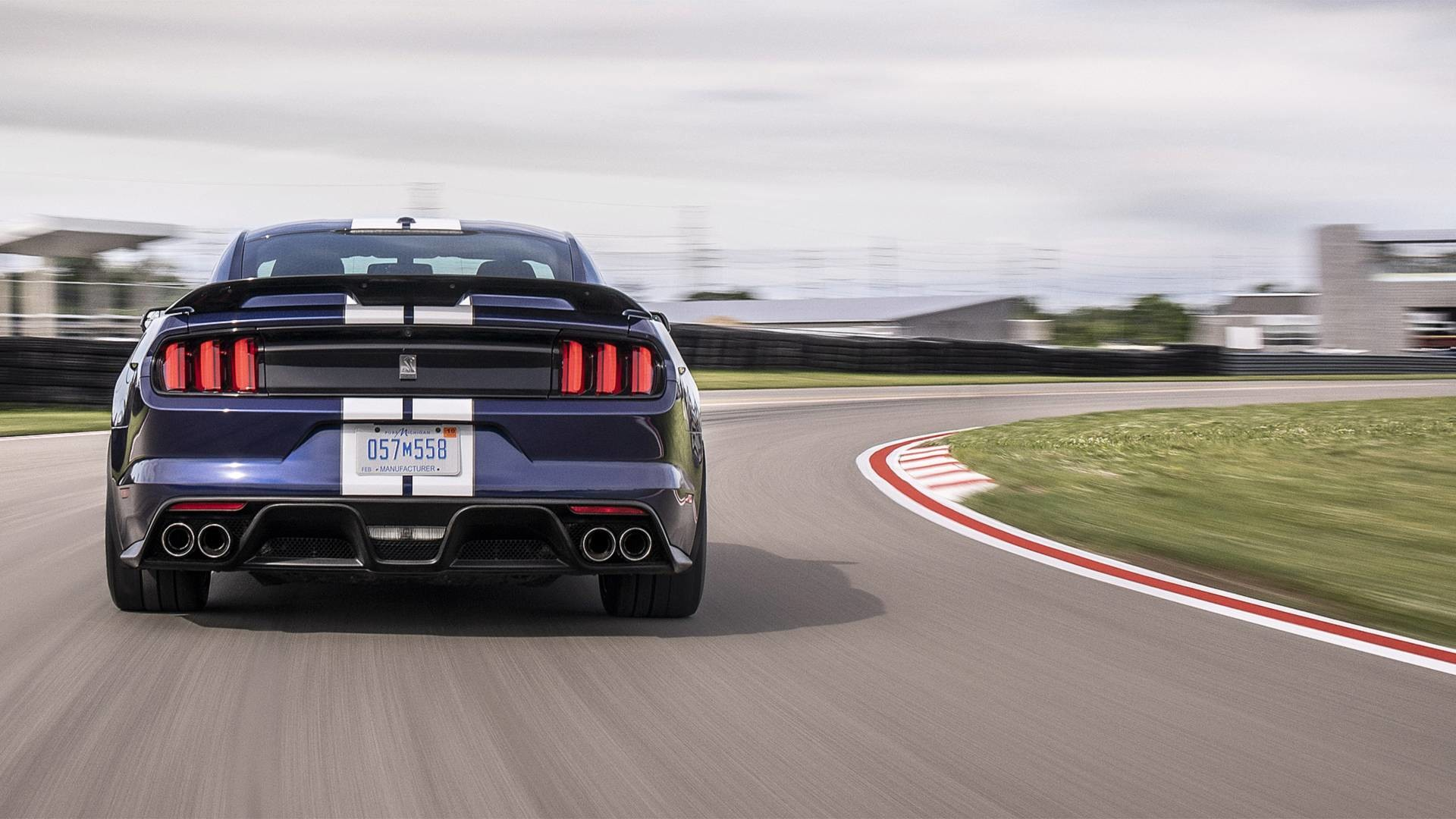 Foto de 2019 Ford Mustang Shelby GT350 (5/11)