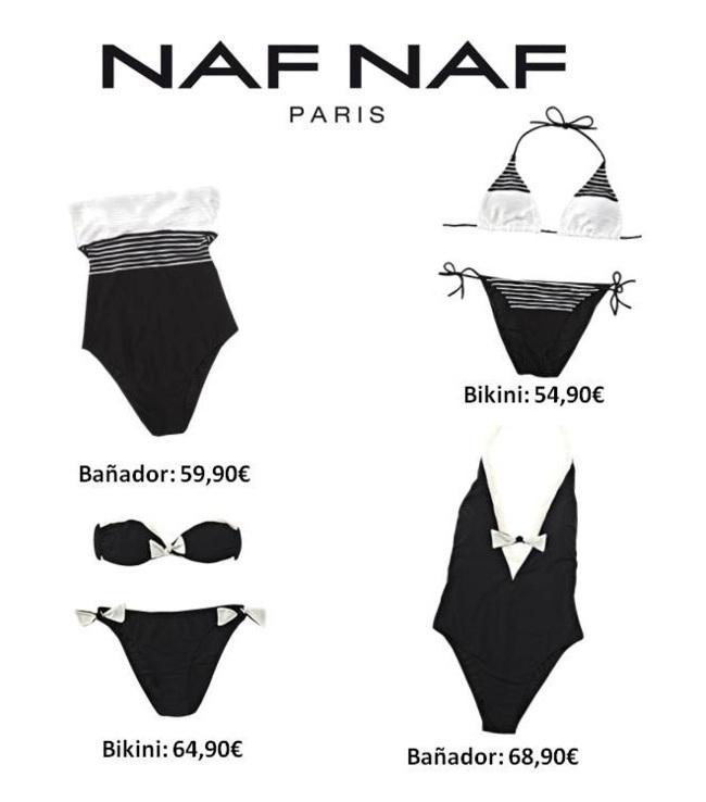 naf naf bañadors y bikinis
