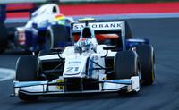 Jolyon Palmer firma el título de la GP2 con victoria y estilo