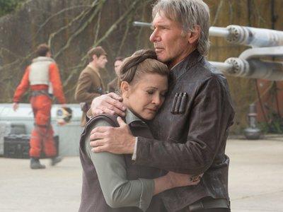 Carrie Fisher terminó su trabajo en 'Star Wars VIII', donde Leia es más importante