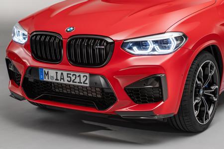 BMW X4 M frontal