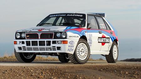 ¿Pagarías un cuarto de millón de euros por este Lancia Delta HF Integrale Evolution ex Kankkunen?