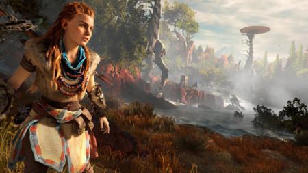 Así luce Horizon: Zero Dawn en un gameplay desde una PS4 Pro