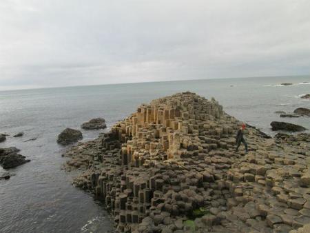 Trucos y consejos para visitar la Calzada de los Gigantes en Irlanda