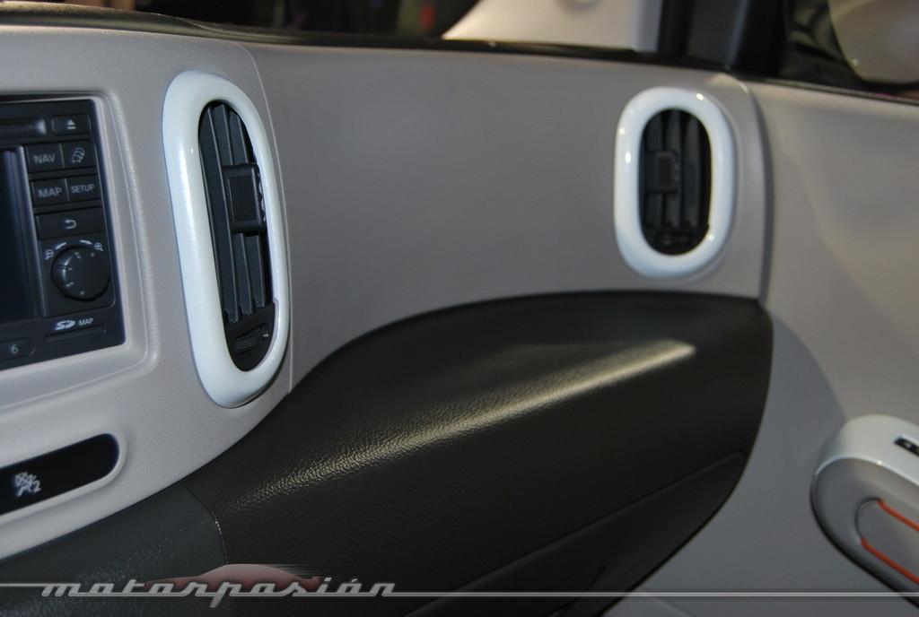 Foto de Nissan Cube (presentación) (45/56)